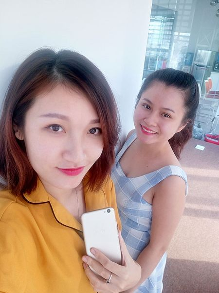 Vivo V5s: tu tin selfie, tu tin toa sang - Anh 4