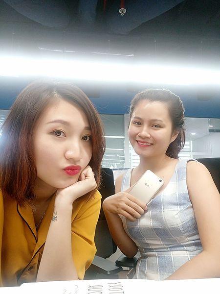 Vivo V5s: tu tin selfie, tu tin toa sang - Anh 5