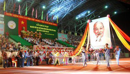 Dai hoi The duc The thao dong bang song Cuu Long lan thu VII - Anh 1