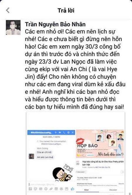 Lan Ngoc bi 'khung bo' Facebook vi tin don tranh vai voi Phuong Trinh - Anh 2