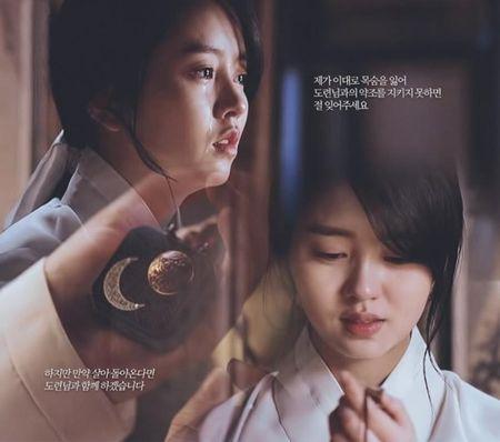 """Mat na quan vuong"": Yoo Seung Ho va Kim So Hyun co nu hon tran ""tinh nhu cai binh"" - Anh 10"