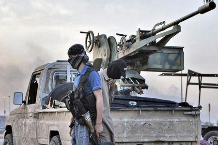 He lo nhung loai vu khi 'dang so' cua IS - Anh 1