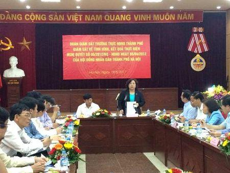 Thieu 314 truong cong lap, Ha Noi phai dieu chinh quy hoach mang luoi truong hoc - Anh 1