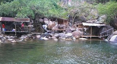 Da Nang: Hang loat khu du lich khong phep moc len o suoi Luong - Anh 1