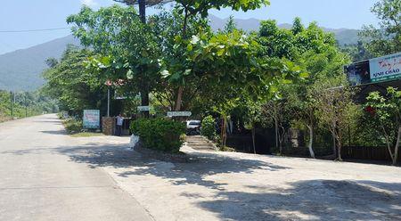Da Nang: Hang loat khu du lich khong phep moc len o suoi Luong - Anh 3