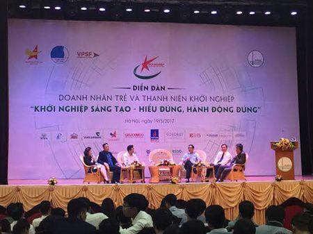 'Khoi nghiep sang tao - Hieu dung, Hanh dong dung' - Anh 1
