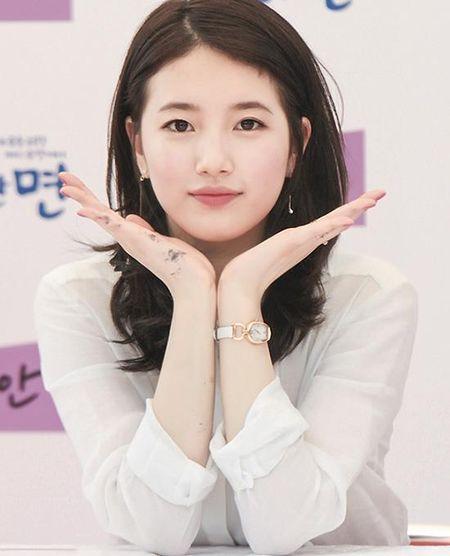Da cua sao Han da dep, nhung dep den the nay chi co the la Suzy! - Anh 4