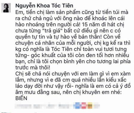 Sao Viet 'doi mat' truoc anti-fan: Khi nhe nhang, luc sau cay - Anh 2