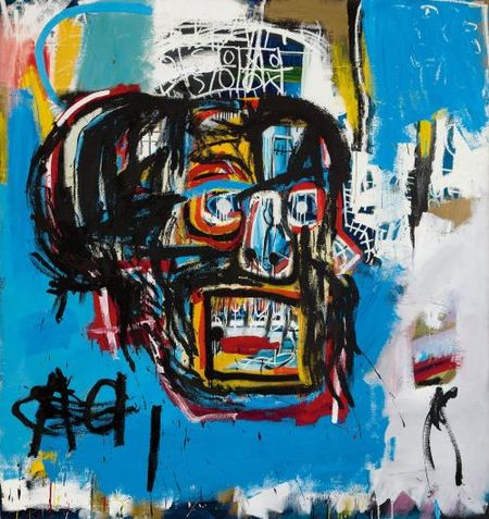 Buc hoa 'Untitle' cua Basquiat pha ky luc cua cac hoa si My - Anh 1