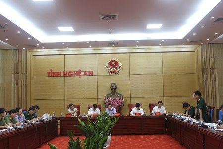 Danh gia cong tac chuan bi dien tap khu vuc phong thu nam 2017 - Anh 1