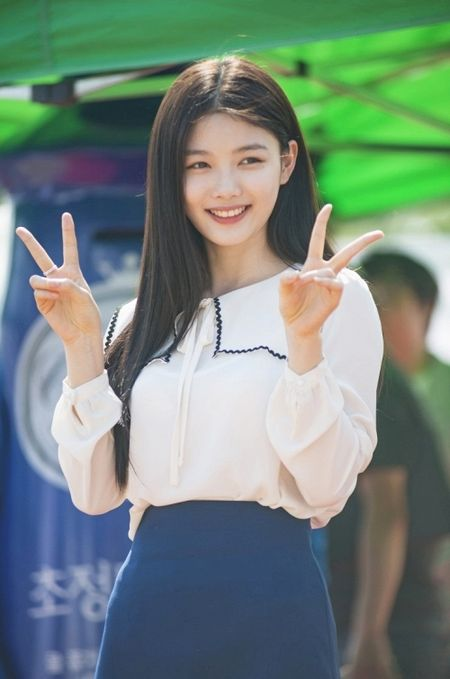 School 2017 bat dau khoi dong, Kim Yoo Jung duoc 'nham' cho vai nu chinh - Anh 2