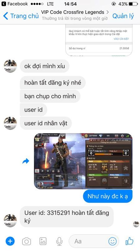 Chao dao cong dong Crossfire Legends - Anh 6