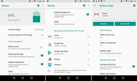 Android O se co tinh nang quan ly pin thong minh - Anh 1