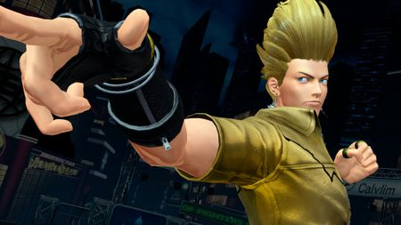 The King of Fighters XIV lo ngay ra mat phien ban PC - Anh 1