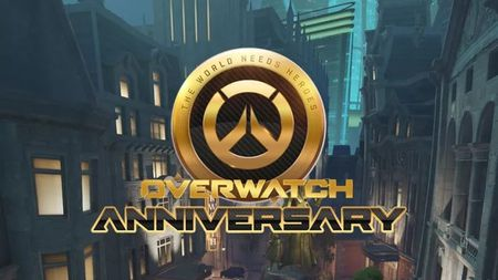 Overwatch se co them 4 skin moi trong dip sinh nhat 1 tuoi - Anh 1