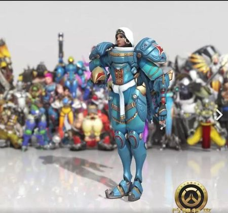 Overwatch se co them 4 skin moi trong dip sinh nhat 1 tuoi - Anh 3