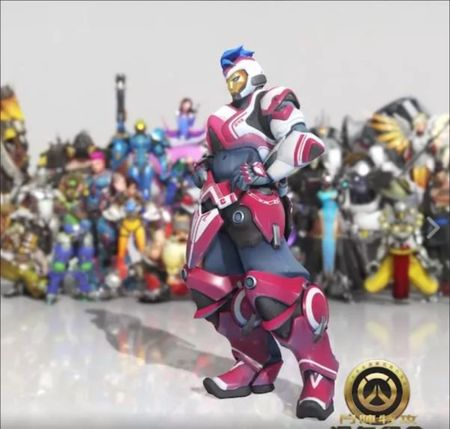 Overwatch se co them 4 skin moi trong dip sinh nhat 1 tuoi - Anh 4