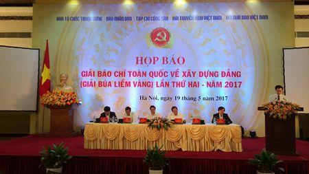 Phat dong giai bao chi 'Bua liem vang' lan thu 2 - Anh 1
