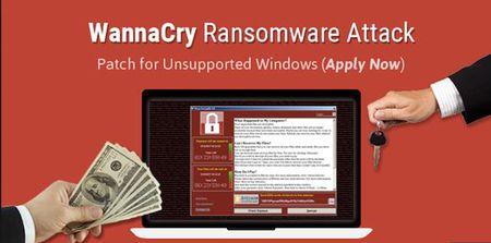 'The gioi ngam' cac hacker - Ky 1: Chuyen gia Viet len tieng ve WannaCry tong tien - Anh 1
