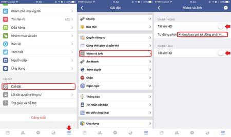 Huong dan tiet kiem dung luong 3G, 4G tren iPhone - Anh 1