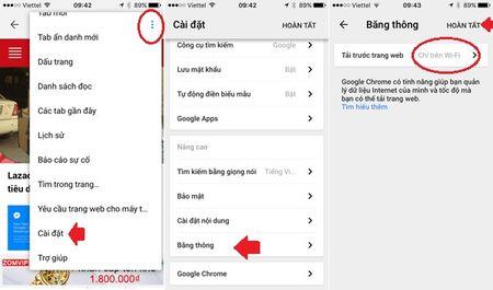 Huong dan tiet kiem dung luong 3G, 4G tren iPhone - Anh 4