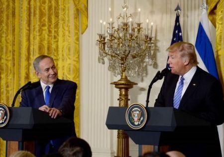 Israel cho don ong Trump trong cang thang va boi roi - Anh 1