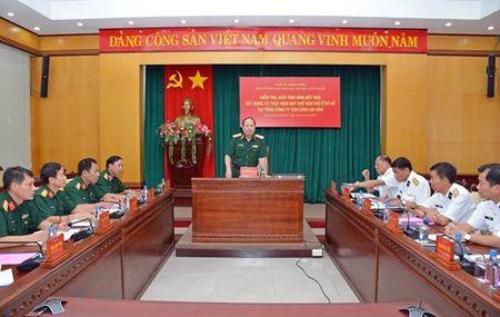 Kiem tra ket qua xay dung va thuc hien Quy che dan chu co so tai Tong cong ty Tan Cang Sai Gon - Anh 1
