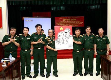 Cuc Hau can (Tong cuc Hau can): Gap mat, ton vinh dien hinh tien tien - Anh 1