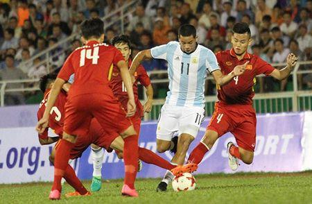 U20 Viet Nam da san sang cho U20 World Cup 2017 - Anh 1