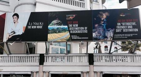 Bo Van hoa len tieng ve vu hinh anh Ly Nha Ky o Cannes - Anh 1