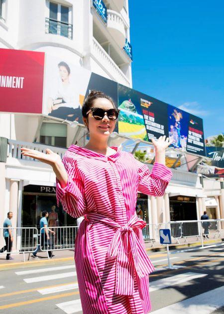 Bo Van hoa len tieng ve vu hinh anh Ly Nha Ky o Cannes - Anh 2
