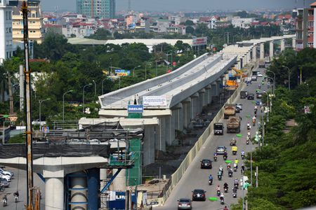 Thanh tra tuyen metro Nhon – Ga Ha Noi - Anh 1