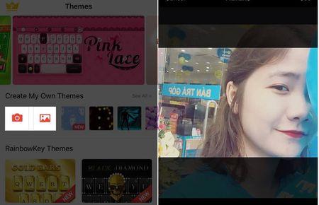 Huong dan doi nen ban phim iPhone kem hieu ung, am thanh khong can jailbreak - Anh 3