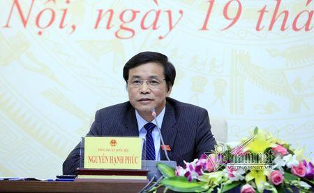 Ly do chuyen ong Dinh La Thang ve doan DBQH Thanh Hoa - Anh 1