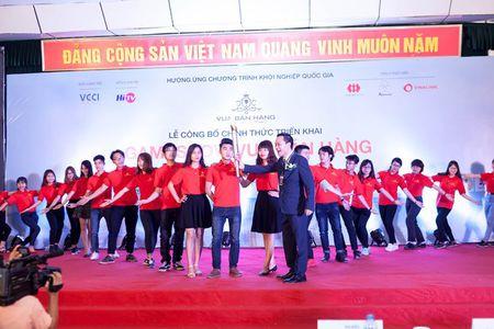 Game show Vua Ban Hang danh thuc khat vong khoi nghiep cua gioi tre - Anh 1