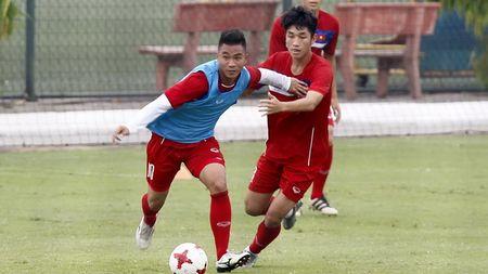 U20 Viet Nam: Tuong o sa truong… - Anh 1