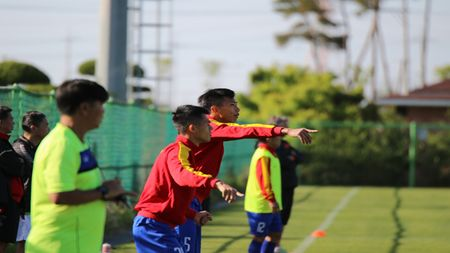 U20 Viet Nam: Tuong o sa truong… - Anh 2