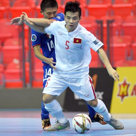 U20 Viet Nam nguoc dong khong tuong truoc Dai Loan - Anh 1