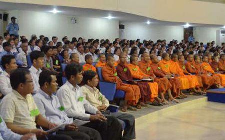 Lanh dao Khmer Do (Campuchia) bi de nghi an chung than lan 2 - Anh 1