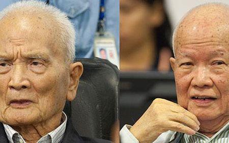 Lanh dao Khmer Do (Campuchia) bi de nghi an chung than lan 2 - Anh 2