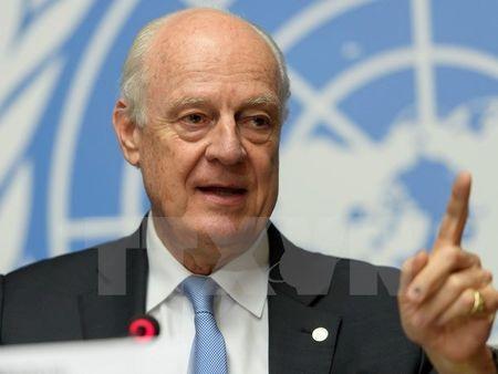 Khong co dot pha trong vong hoa dam moi o Geneva ve Syria - Anh 1