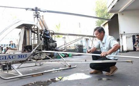 Ky su Bui Hien: Niem vui tu may bay khong nguoi lai - Anh 1