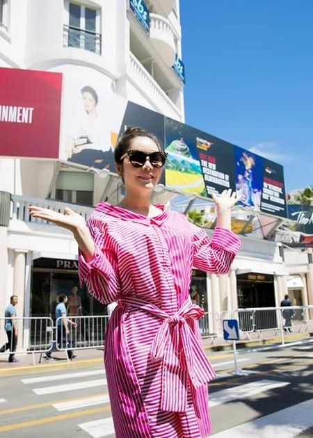 Pano Ly Nha Ky o Cannes: Bo chua the lam gi - Anh 3