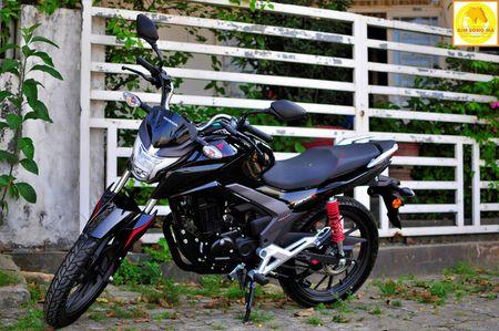 'Xe no' Honda CBF125R gia 40 trieu tai Da Nang - Anh 1