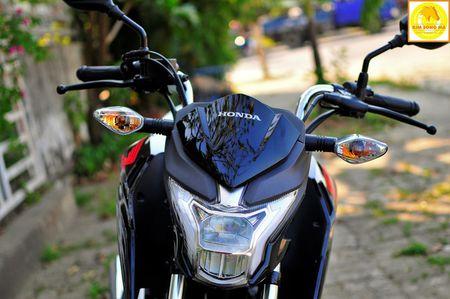 'Xe no' Honda CBF125R gia 40 trieu tai Da Nang - Anh 3