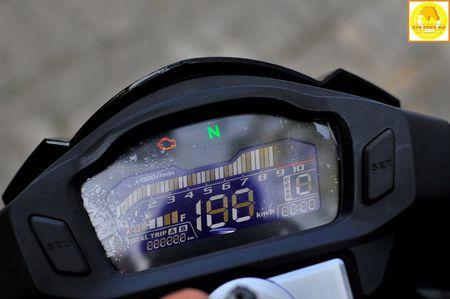 'Xe no' Honda CBF125R gia 40 trieu tai Da Nang - Anh 4