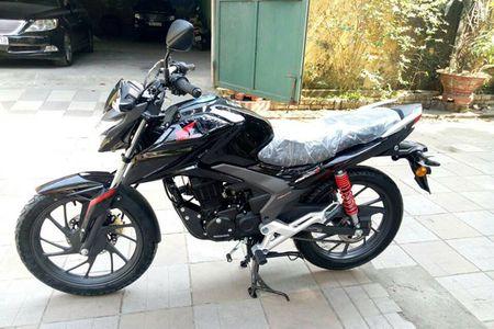 'Xe no' Honda CBF125R gia 40 trieu tai Da Nang - Anh 9