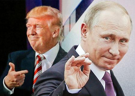 Tong thong Putin mua chuoc tong thong My Trump? - Anh 1