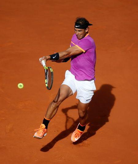 "Dominic Thiem quat nga ""vua"" Nadal o Rome Open - Anh 1"