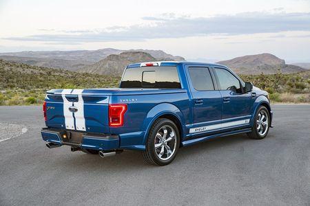 Ford F-150 duoc nang cap thanh 'sieu ban tai' 750 ma luc - Anh 4